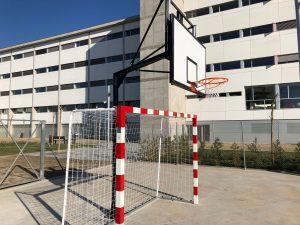Equipamiento deportivo-Lleida