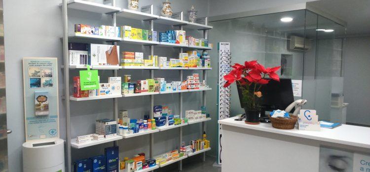 Farmacia Neus Mesquida Barcelona