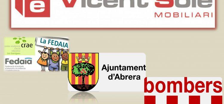 CRAE Juneda, Ayuntamiento Abrera, Bomberos Figueres