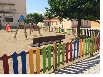 Parque infantil de Bellcaire