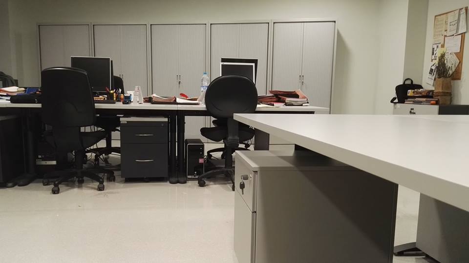 Oficinas C.C. Plà d'Urgell