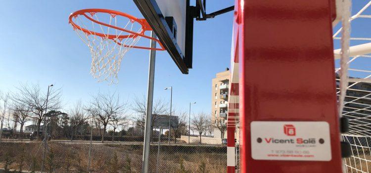 Equipament esportiu a SJD Lleida